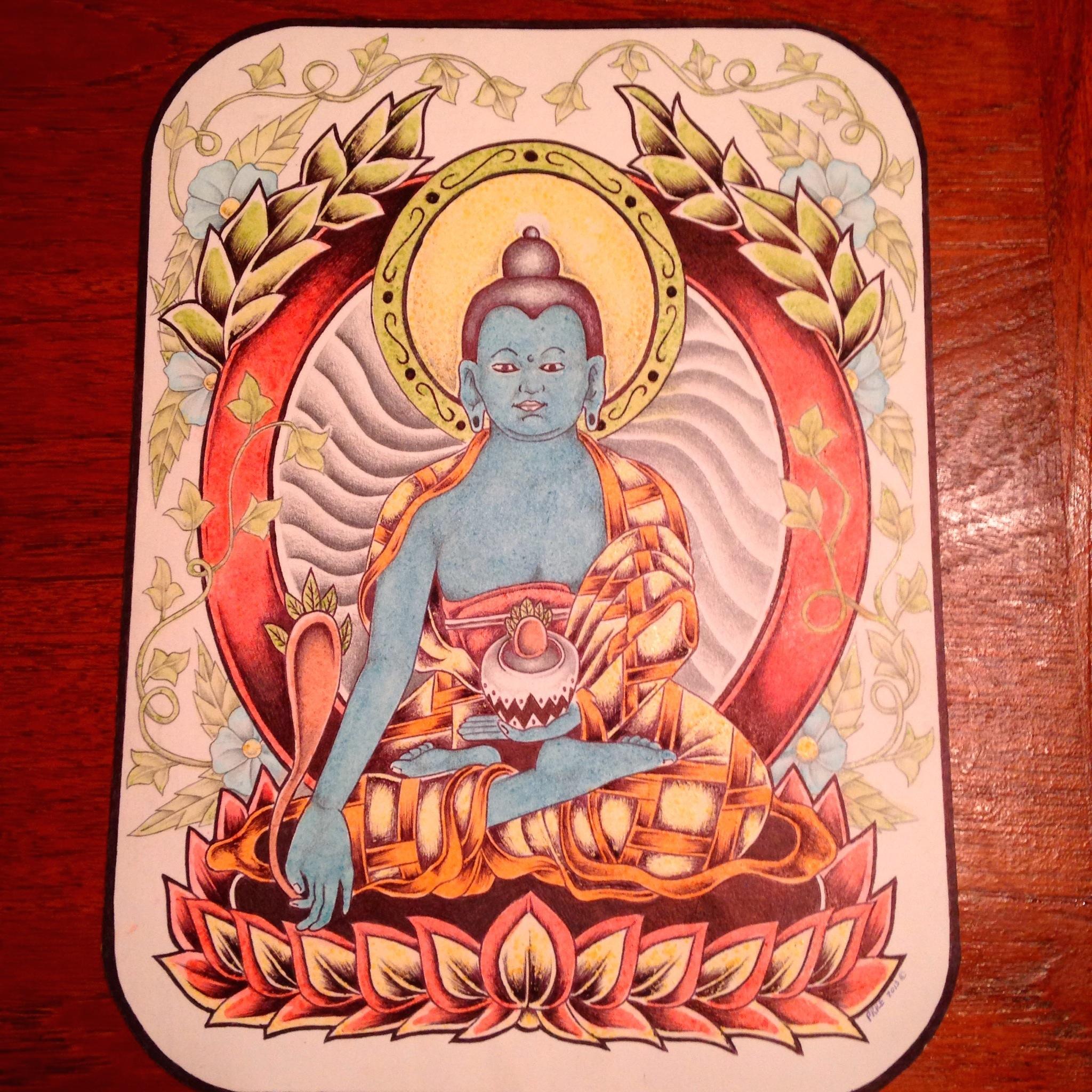 DC.medicine buddha