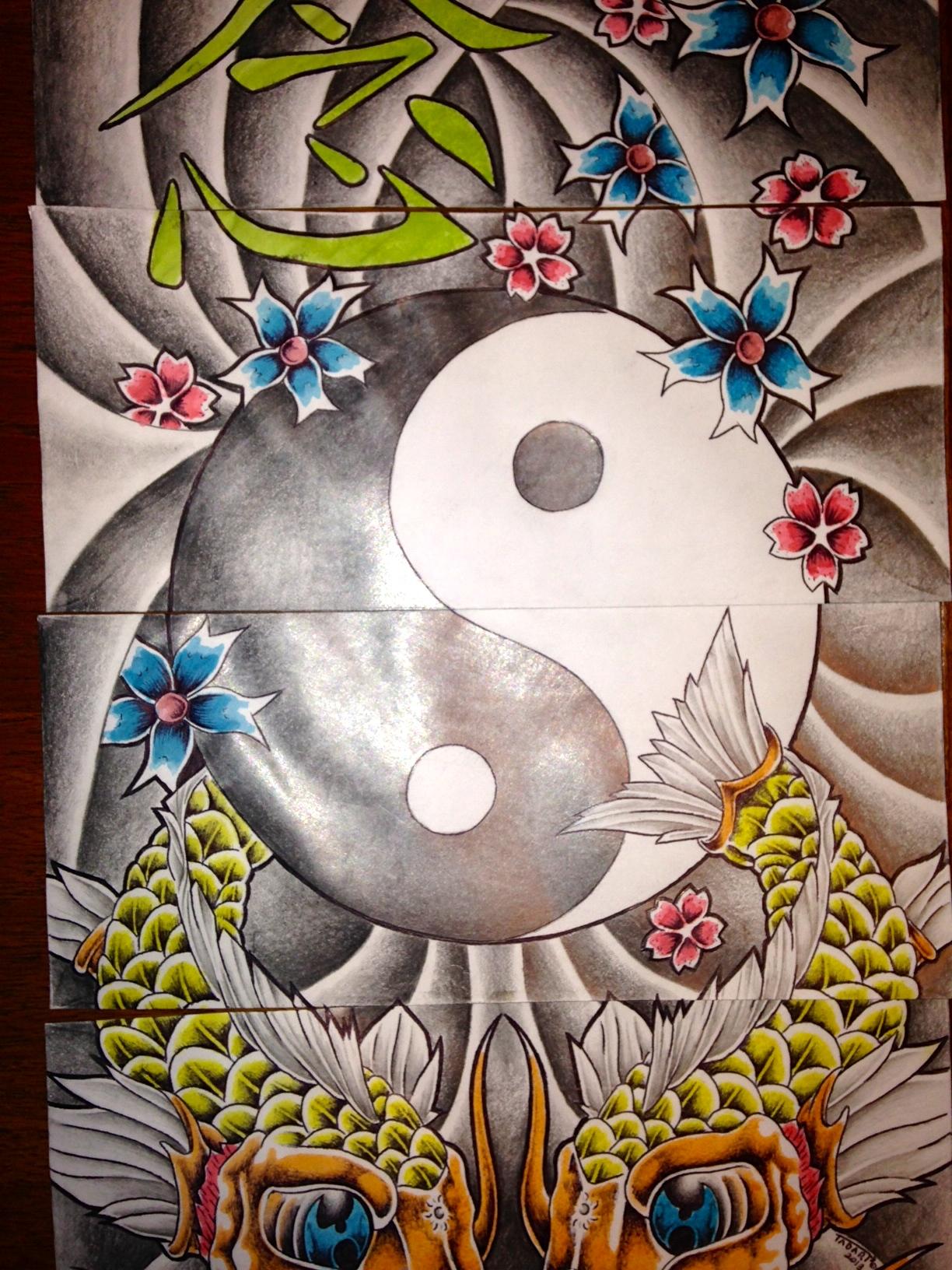 Mindfulness Yin Yang