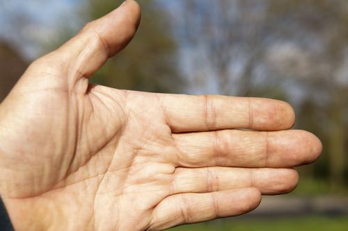 hand, offering, meditation