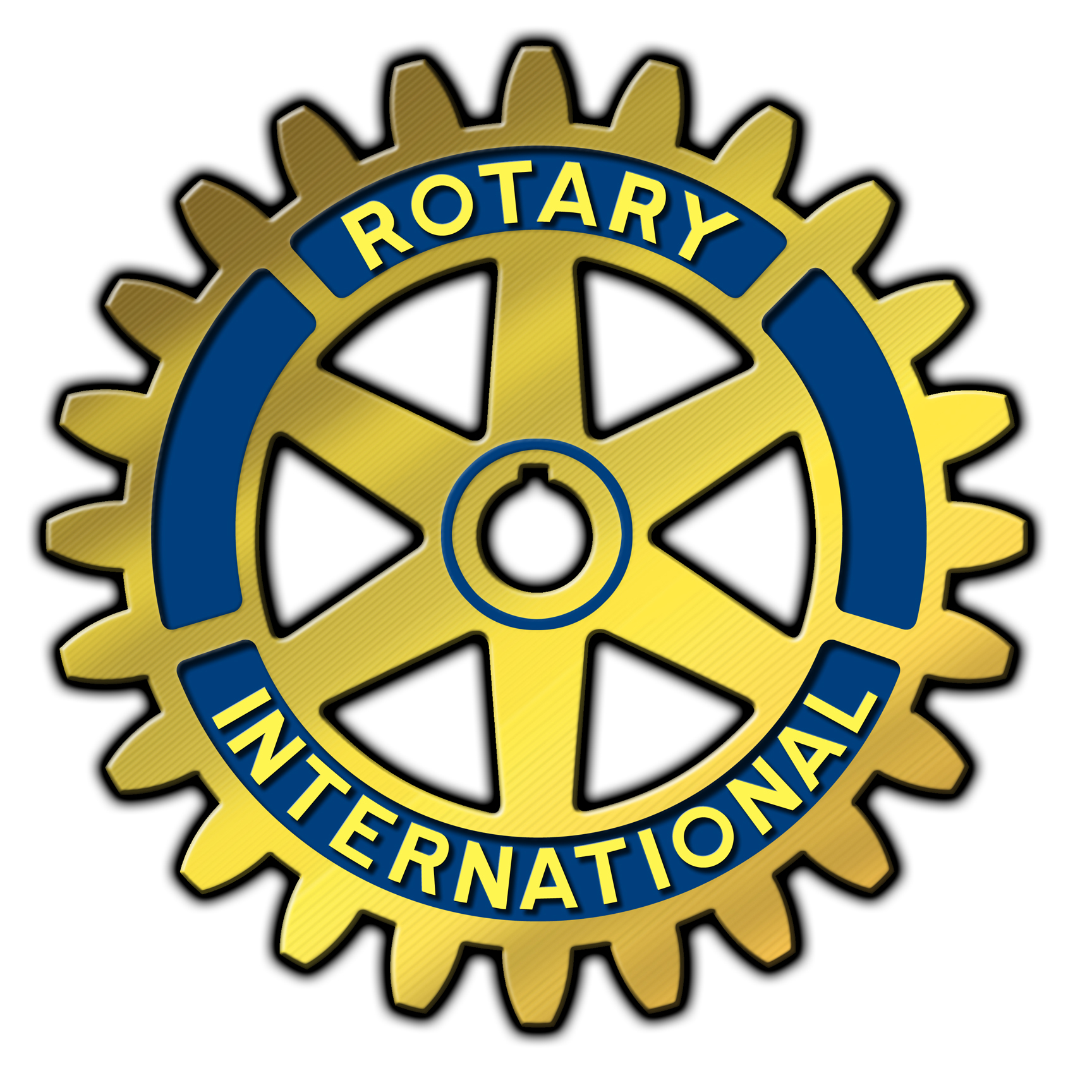 Rotary International Logo, Mindful Community Participation
